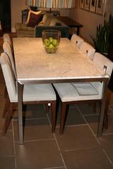 coffee table(0.0), laminate flooring(0.0), living room(0.0), wood flooring(0.0), desk(0.0), floor(1.0), furniture(1.0), wood(1.0), room(1.0), table(1.0), dining room(1.0), interior design(1.0), hardwood(1.0), flooring(1.0),