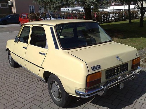 Renault R 7 TL 1975