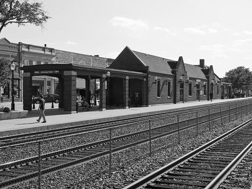 La Grange Metra Station