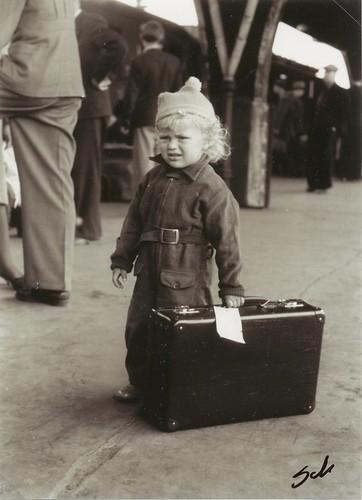 9 Mai 1945 - Falstadfangene vender hjem.