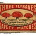 three flybanes by Gertie Jaquet