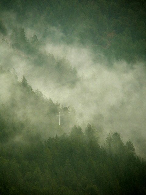 LA CRUZ DEL EREMITA - THE CROSS OF THE HERMIT