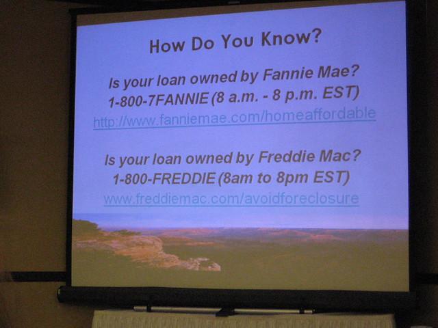 does fannie freddie mortgage