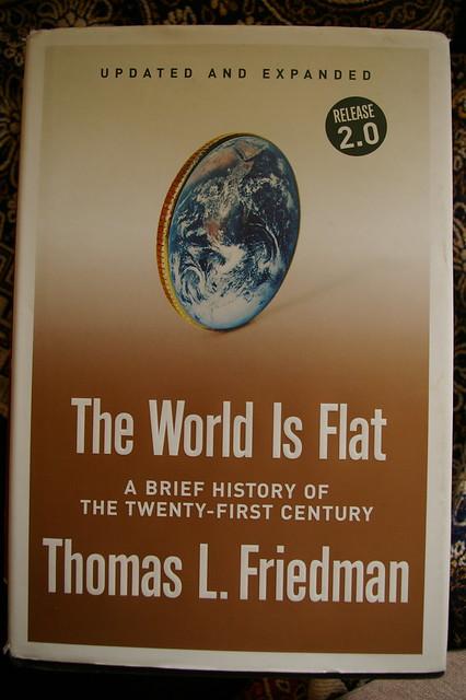 the world is flat thomas friedman essay