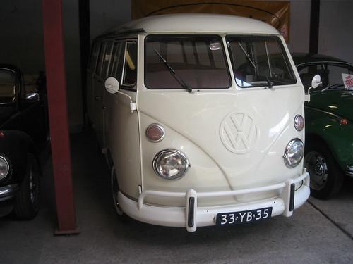33-YB-35 Volkswagen Transporter kombi 15raams 1975