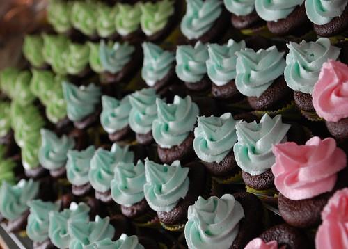 Many Mini Cupcakes 2