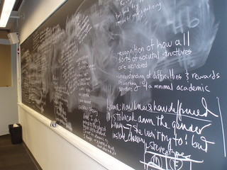 Day 110: Student Writing on the Board | by lorda