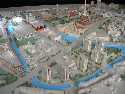 berlin gdr urban model 1987