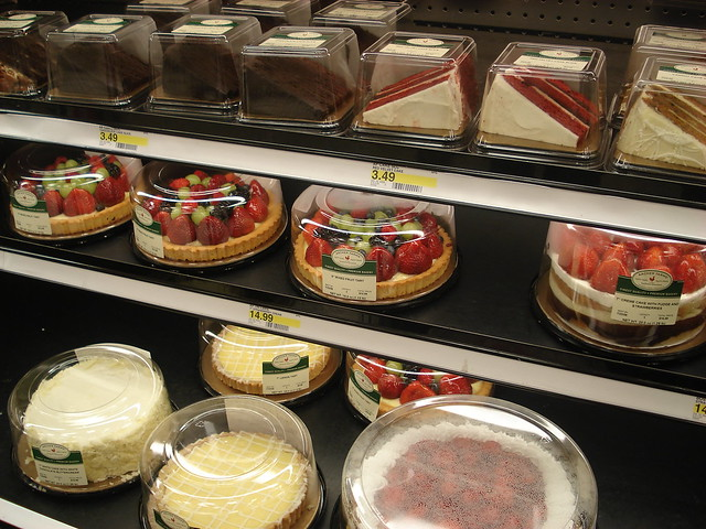 Super Target Cake Bakery