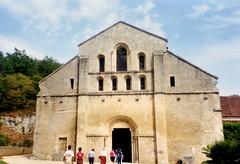 2003.08 BOURGOGNE - Abbaye de Fontenay