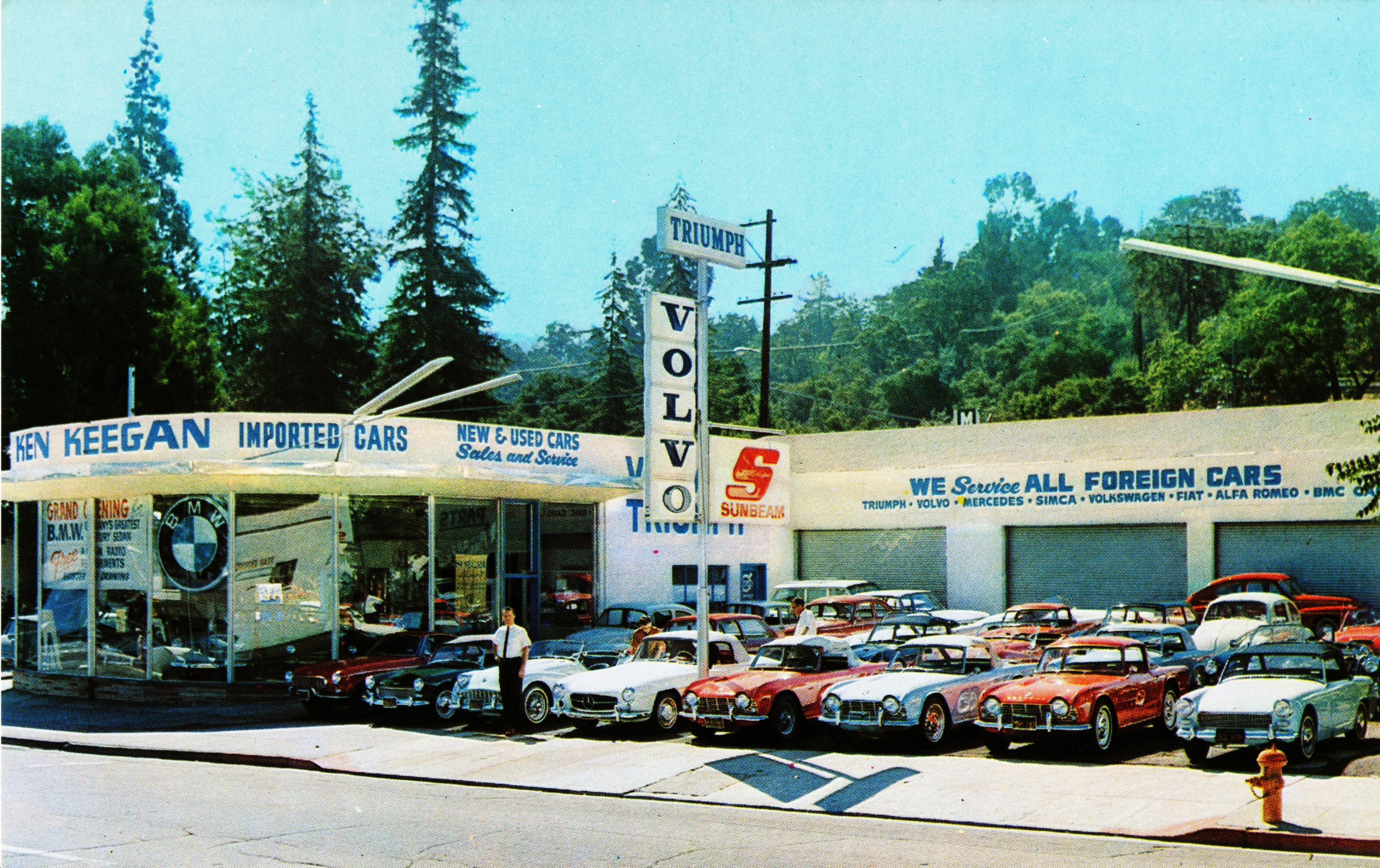 Proof Used Sports Car Dealerships Were An Amazing Place To