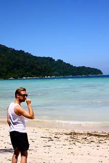 Immagine di Flora Bay beach. malaysia perhentian patrik besar axelsson