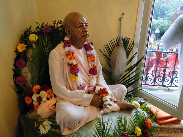 an essay on the mission of bhaktivedante swami prabhupada Mission statement mission statement  bhaktivedanta swami srila prabhupada's instructions are simple and clear as his divine grace knew precisely what the fallen .