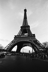 Paris's Trope, Tour Eiffel