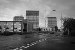 Glasgow East End.  Fujifilm X-E1 - Fujinon XF 18mm f/2 R...
