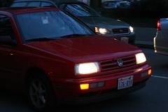 automobile, automotive exterior, volkswagen, vehicle, volkswagen golf mk3, city car, bumper, land vehicle,