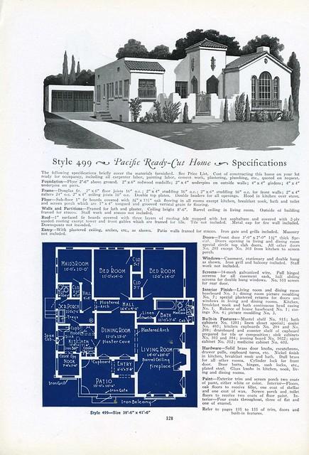 Free Home Plans California Bungalow Floor Plans