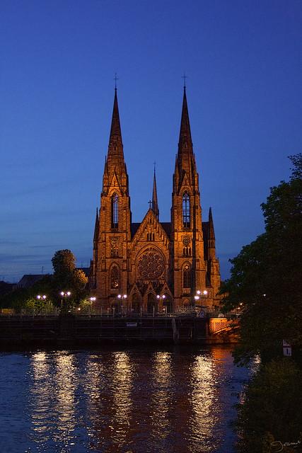 Strasbourg: église St. Paul