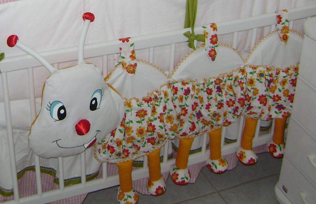 Бортики для детской кроватки своими руками фото