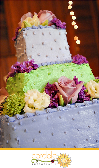 American Wedding Cake - Wedding Cake Recipes