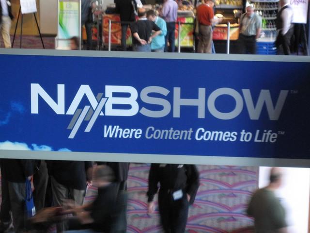 NAB Show banner