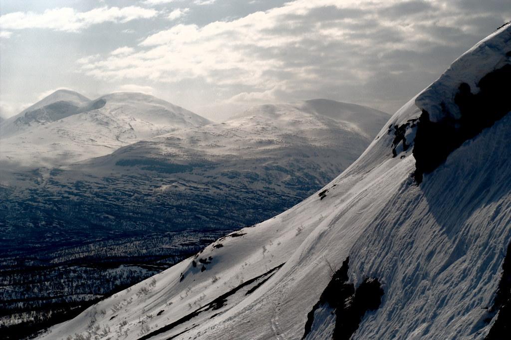 Nuolja looking southeast