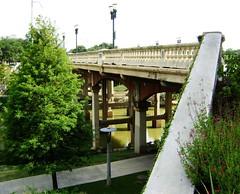 Sabine St. Bridge over Buffalo Bayou, Houston, Texas 0629091659