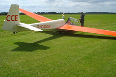 monoplane, aviation, airplane, wing, vehicle, air sports, light aircraft, glider, gliding, motor glider, lawn, ultralight aviation,
