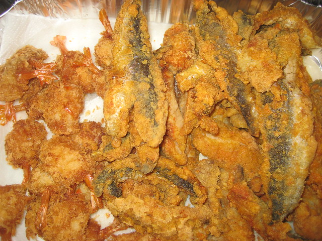 Southern fried fish for Southern fish fry batter