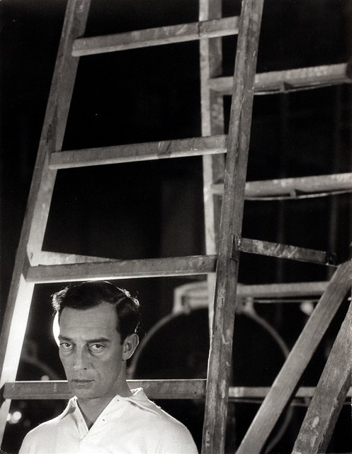 BUSTER KEATON, 1929, by Cecil Beaton