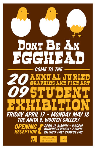 Poster Competition Submission - Egghead