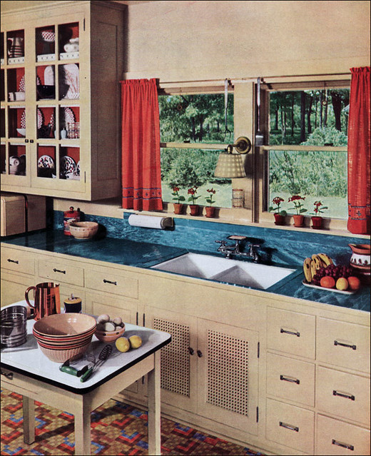 1920 S 1930 S Kitchens A Gallery On Flickr