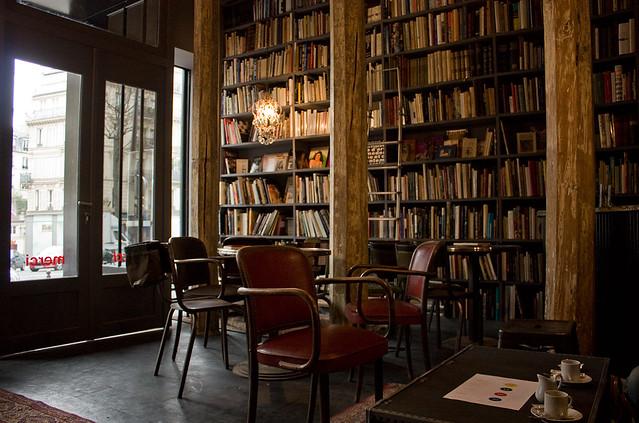 Cafe Merci Paris