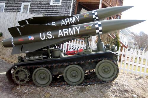 Hawk Missile System