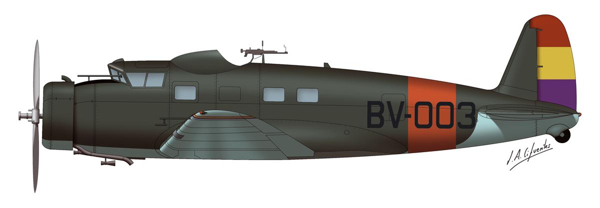 Vultee Bv-003 1