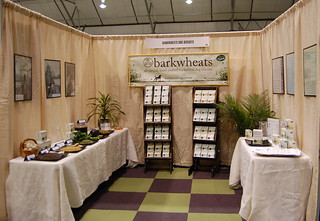 Barkwheats Trade Show Booth