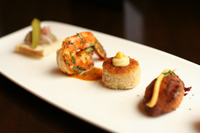 Hungry dine out menus and reservations now online for Canape menu prices