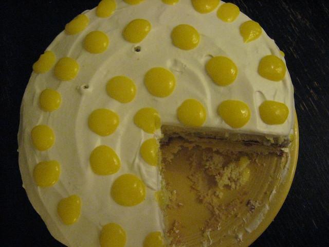 Lemon Box Cake Mountain Dew