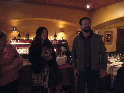 John Steinberg's Birthday Party, Kuleto's T… IMG_7770