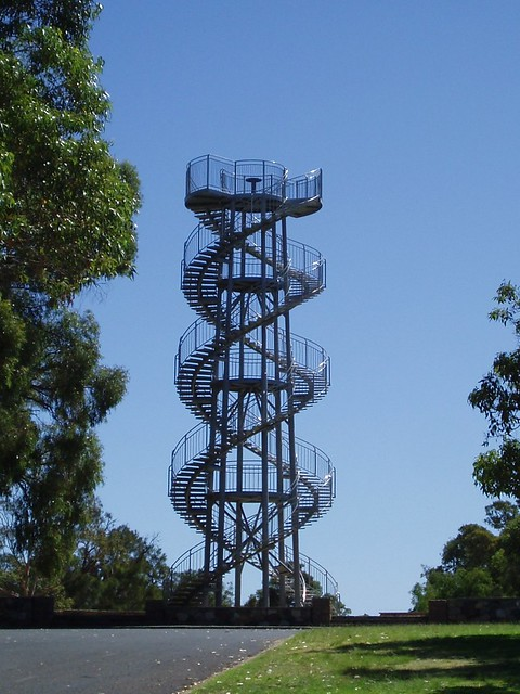 Look Out Tower. Kings Park. Perth from Flickr via Wylio