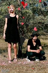 Lauren and Thomas