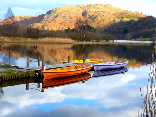 Reflection at Grasmere