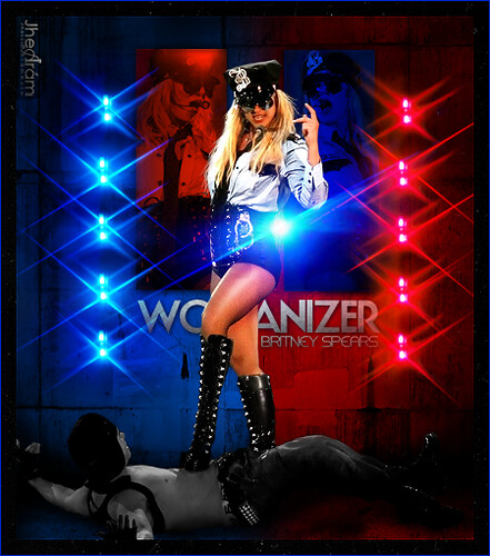 Britney Spears - Womanizer (The Circus Starring Britney Spears Tour)