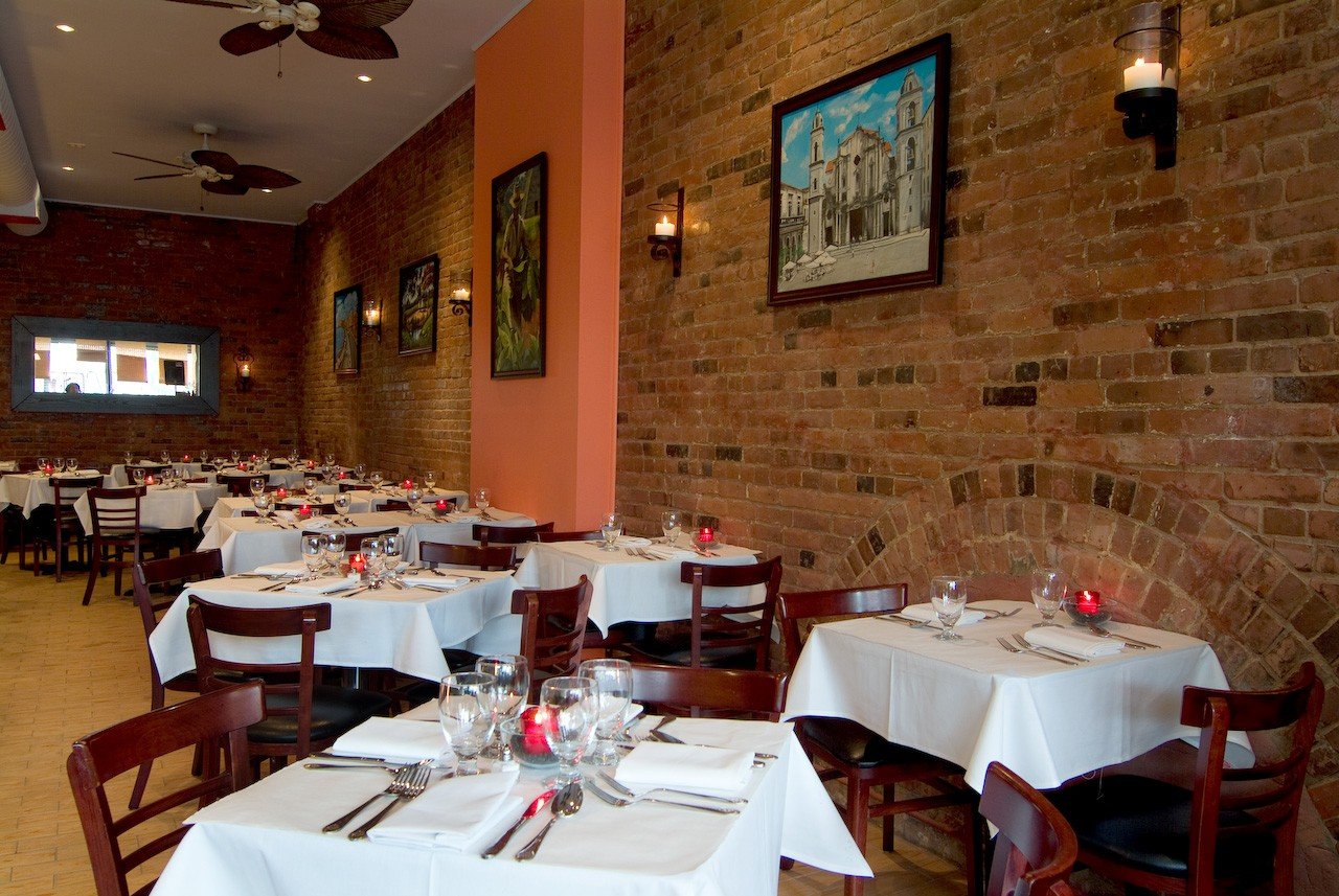 Cuban Restaurants East London