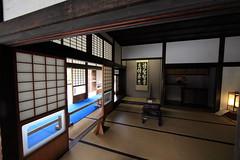 Japanese traditional style SAMURAI house / 旧細川刑部邸(きゅう ほそかわぎょうぶ てい)