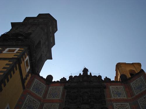 Iglesia de San Francisco (Puebla, México)