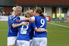 Celebrating a goal by TAKleven
