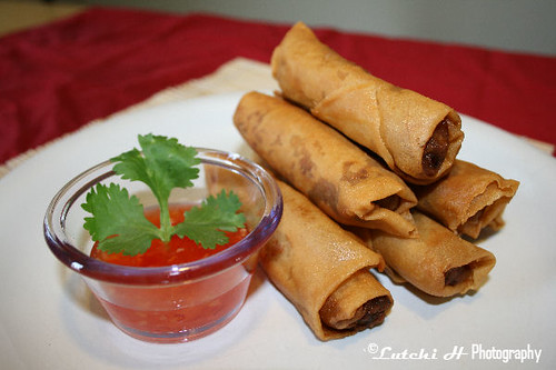 lumpia shanghai | Flickr - Photo Sharing!