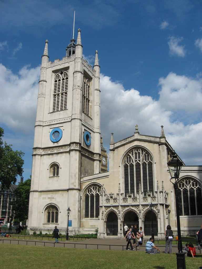 St. Margaret's Church, near Westminster Abbey, London
