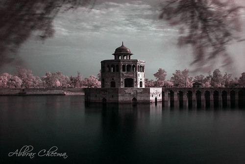 Hiran Minar (Infra Red) - Explored -